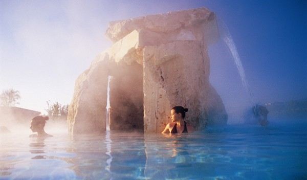Adler thermae spa relax resort oyster review