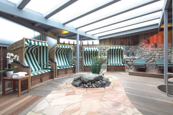 Wellness Hotel Ambassador Hotel Spa St Peter Ording Nordsee