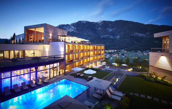 Wellness hotel das kronthaler achenkirch achensee for Design hotel achensee